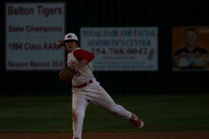 Belton Tiger Baseball vs Cove Photos