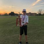 Tiger Middle School Golf Rolls