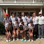 Lady Tiger Golf team qualifies for Regionals