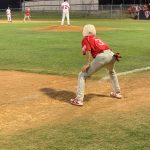 JV White Baseball Run Rule Heights 16-1 and 15-0 on Thursday Night