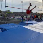 Lake Belton Track Results for Travis Meet