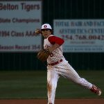 Tigers outlast 'Cats in nine; Fentress' RBI single lifts Belton to 2-1 victory over Temple