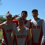 NBMS 8th Grade Boys Win Centex District Meet