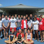 Tiger Tennis Gets Team Out to Regional Tournament