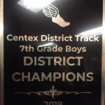 SBMS: 7th Grade Boys Claw Back to Win District Championship