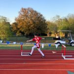Lake Belton Boys District Track Results