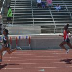 NBMS Girls & Boys District Track at Midway-Running