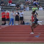 North Belton Girls Track 7th and 8th finishes District Runner-up