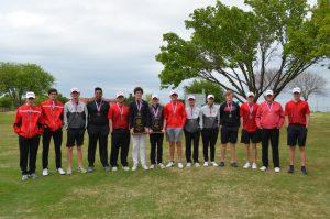 District 12-6A Golf Tournament