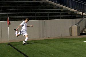 Belton Tiger Soccer vs McKinney (Area Round) Photos