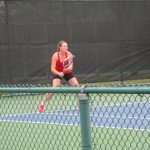 Tiger Tennis Regional Tournament Results