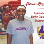 Natasha Blizzard signs with Hardin Simmons University