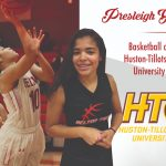Presleigh York signs with Huston-Tillotson