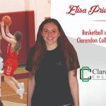 Elisa Priddy signs with Clarendon