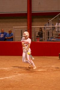 Lady Tiger Softball vs Temple Photos