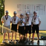 Belton Middle School Golf Finishes The Season Strong