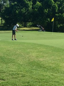 Belton Middle School Golf C.T.C.S. Tournament