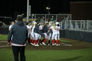 Lady Tiger Softball vs Rockwall (Regional Quarterfinals) Photos