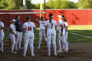 Lady Tiger Softball vs Midway Photos