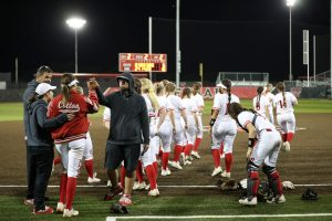 Lady Tiger Softball vs Prosper (Area Round) Photos