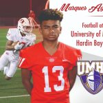 Marques Aguilar signs with UMHB