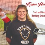 Kaylee Hausam signs with Harding University