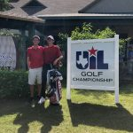 TIGER GOLF State Tournament Results – Dallas Hankamer – 6A State Bronze Medalist