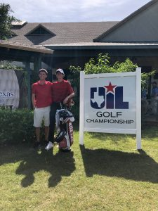 TIGER GOLF – 6A State Tournament