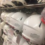 SBMS: Football is Gearing Up (Equipment Pick-Up Day)