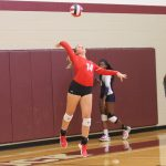 Itinerary for Northwest ISD Volleyball Tournament