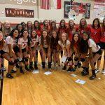 Freshmen Red Team Dominate CenTex