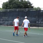 Tiger Tennis at A&M Consolidated