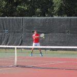 Tiger JV Tennis VS Pflugerville Connally Itinerary