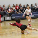 Going the distance: Belton pushes all three NWISD Tournament opponents to the limit, comes up empty