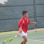 JV Tennis at Pflugerville Connally