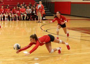 Volleyball vs Hutto