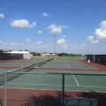 JV Tennis at Killeen Kangaroos