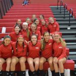 North Belton Volleyball Opener