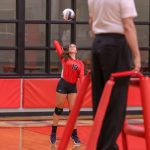 Belton Volleyball vs Waco High Photos