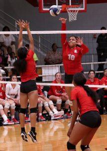 Belton Volleyball vs Waco High Photos