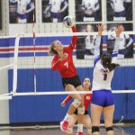 Clawed back: Belton fights from a set down to defeat Temple in four games