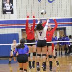 Lady Tigers JV, Freshman Red Volleyball claim wins over Ellison