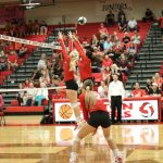 Lady Tigers Varsity Volleyball sweeps Ellison, moves to 3-0 in District 12-6A play