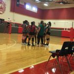 LBMS Girls Volleyball Home Opener vs South Belton