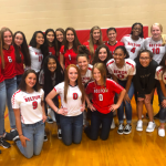 Lady Tiger Volleyball Freshmen Lake Travis Tournament Itinerary 9/14/19