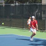 JV Tennis vs. Westwood