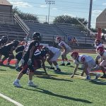 Hold That Tiger! 9th Grey's Cavalier Attitude ManHandles Lake Travis, 8-6, for 1st Victory of Season