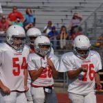 LBMS 8th Grade Football Itinerary vs Travis