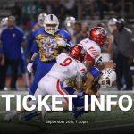 Belton vs Harker Heights – Ticket Sales