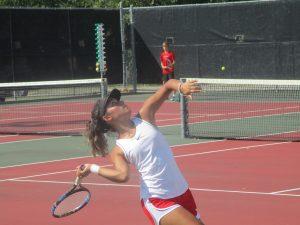 Tiger Tennis VS. Waco Lions